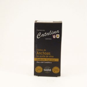 Octavillo de anchoas Catalina 50 grs