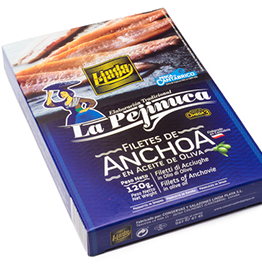 Estuche anchoas Hansa Linda Playa