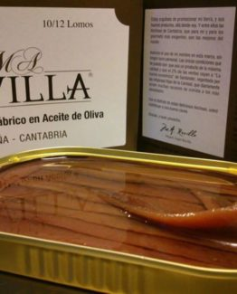 Anchoa doble cero en aceite Revilla