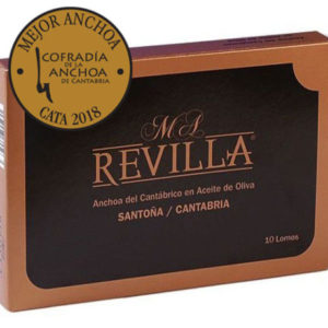 Anchoa Doble cero revilla