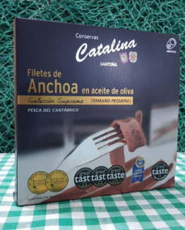Anchoas de Santoña