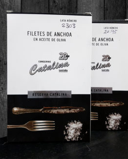 Anchoas Gran Reserva Catalina
