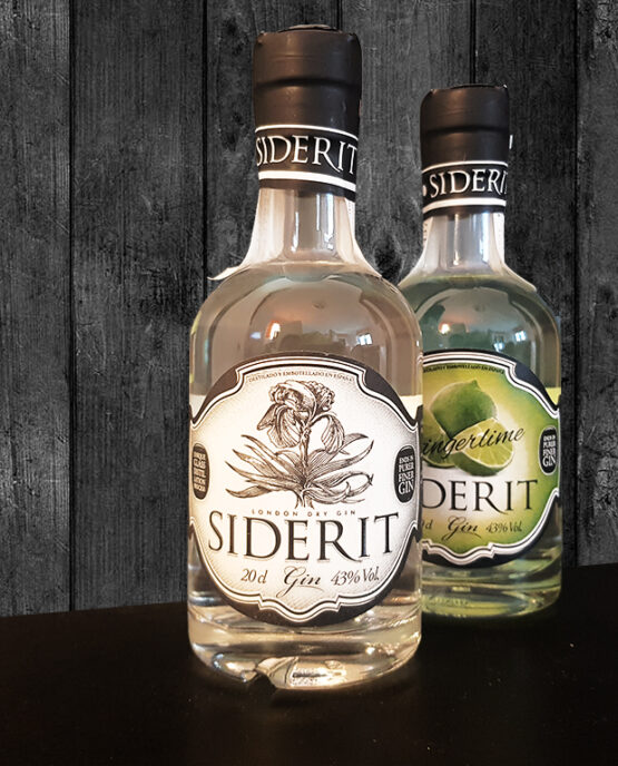 Gin Siderit 20 cl