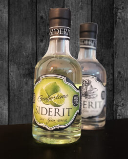 Gin Siderit Gingerlime 20 cl