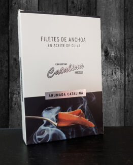 Anchoas Ahumadas Catalina